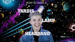 doctor headband how to make a tardis l headband wholloween doctor who