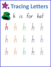 alphabet worksheets for preschooler handwriting kids writing