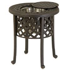 eagle one lexington recycled plastic patio end table modern patio