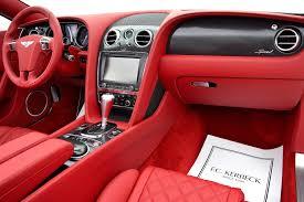 bentley continental interior 2017 2017 bentley continental gt speed convertible black edition