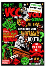 spook show poster seance u0026 spook show pinterest horror