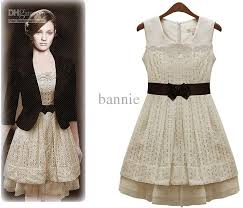 stylish dress retro ancient skirt lace purfle stylish dress suit dresses uk