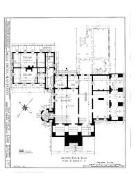 Floor Plans Mansions by Floor Plans Belle Grove Plantation Mansion White Castle Louisiana