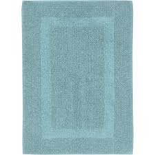 better homes and garden cotton reversible bath rug collection