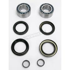 pivot works front wheel bearing kit pwfwk h14 040 atv u0026 utv