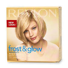 frosting hair revlon frost glow blonde highlighting kit reviews viewpoints com