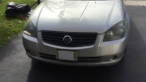 nissan altima 2005 gray 2005 nissan altima in depth review and tour youtube