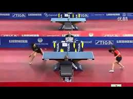 ping pong vs table tennis table tennis defence vs defence ping pong youtube