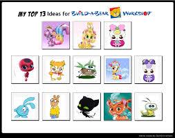 Build A Bear Meme - isabelle s blog world of toy top 13 ideas for build a bear workshop