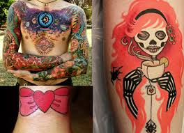 10 tattoo artists you need to know about