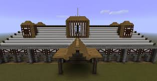 How To Build A Horse Barn In Minecraft Horse Stable Minecraft Project