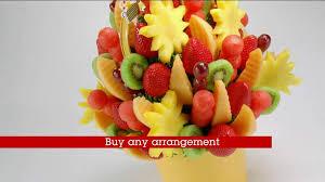 arrangement fruit edible arrangements tv commercial summer dipped fruit ispot tv