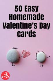 valentines day cards easy diy valentines day cards