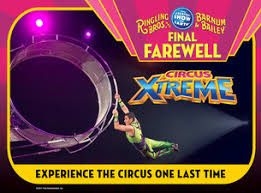 Barnes And Bailey Circus Ringling Bros And Barnum U0026 Bailey Presents Circus Xtreme Tickets