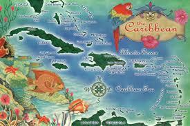Map Of The Caribbean by San Juan Pr Saturday December 28 2016 Festival Of Chariots