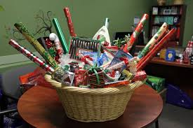 gift basket wrapping paper rcms winter carnival silent auction rockcastle county schools