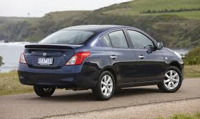 nissan almera cancelled in australia