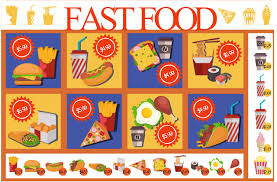 Fast Food Restaurant Floor Plan Fast Food Menu How To Create Restaurant Floor Plan In Minutes