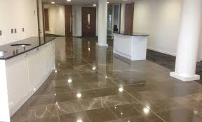 types of flooring materials and their applications in building