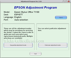 epson tx111 ink pad resetter resetter epson tx121 t13 t1100 tricks collections com