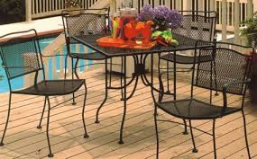 Small Patio Table And Chairs Fair Pendant For Your Wrought Iron Patio Table And 4 Chairs Small