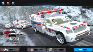 offroad ambulance sim hill 3d android apps on google play