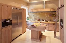 cuisine chene massif moderne meuble cuisine chene finest meubles salle a manger