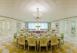 versace dining room table photos first look at palazzo versace dubai hotel
