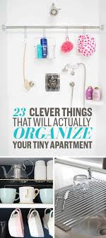 organizing your apartment 22 clever ways to actually organize your tiny apartment tiny