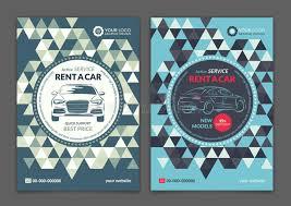 brochure templates drive set a5 a4 rent a car business flyer template auto service