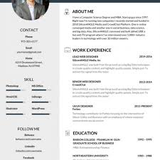 top 10 resume formats 50 most professional editable resume templates for jobseekers