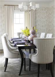 contemporary dining room by lauren muse
