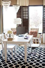 chic dining room furniture chic dining room decoration with cozy chair and table