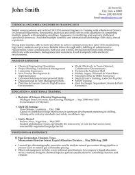 mechanical engineering resume example resume examples and
