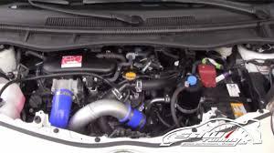 toyota iq toyota iq 1 3 kompressor supercharger youtube