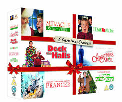Miracle On 34th by 6 Christmas Crackers Miracle On 34th Street Home Alone Deck The