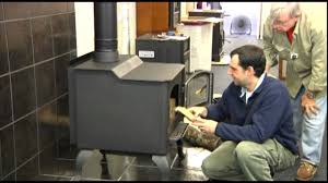 Wood Furnace Wiring Diagrams Wood Stove Installation Video Youtube