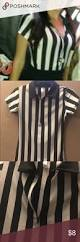 soccer referee halloween costume selling this women u0027s referee shirt can be used as a costume on
