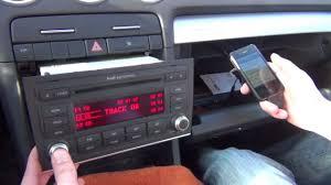 gta car kits audi a4 s4 symphony 2006 2007 2008 ipod iphone