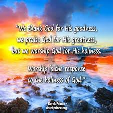 we thank god for his goodness we praise god for his greatness