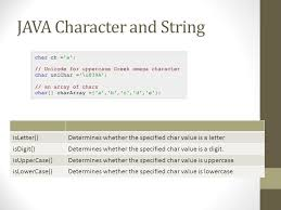 a short introduction to java ppt download