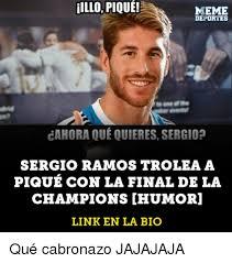 Meme Deportes - 25 best memes about pique pique memes
