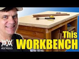 Woodworking Plans For Free Workbench by 28 Best Woodworking Shop Projects Images On Pinterest