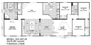 single storey house plans rectangle 4 bedroom house plans alovejourney me