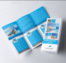 travel and tourism brochure templates free tourism brochure template psd 25 travel brochure template psd