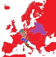 monarchies in europe wikipedia