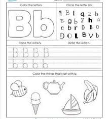 alphabet worksheets letter worksheets for kindergarten