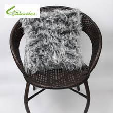 Wholesale Decorative Pillows Online Get Cheap Faux Fur Pillows Aliexpress Com Alibaba Group