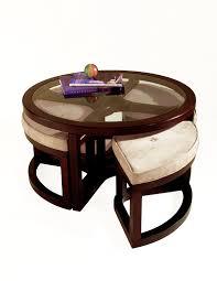 Wicker Storage Ottoman Coffee Table Coffee Table With Stools Wicker Ottoman Wicker Coffee