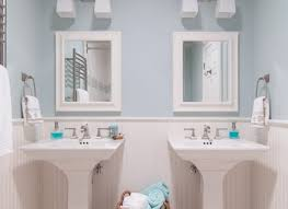 Bathroom With Wainscoting Ideas Wainscoting Bathroom Kitchen Election 2017 Org